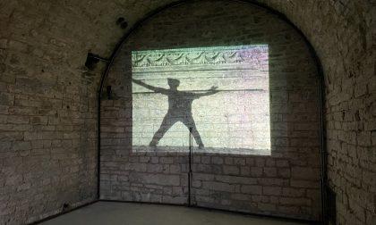 Un cinema a cielo aperto nella cisterna romana di Città Alta (fuori dalla funicolare)