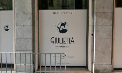 Giulietta, nuovo ristorante in stile Anni Venti in Piazza della Libertà