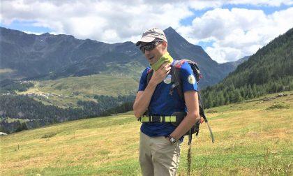 Andar per monti, a Cazzano Sant'Andrea c'è l'accompagnatore professionista
