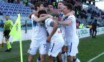 Magia di Muriel al 90', poi il Var cancella al Cagliari un rigore inesistente: l'Atalanta vince 1-0