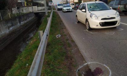 Giovane di 23 anni travolta da un'automobile a Verdello: le sue condizioni sono gravi