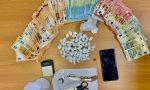 Hashish, munizioni e dosi di cocaina: doppio arresto tra Romano e San Paolo d'Argon