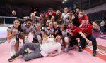 La Zanetti Bergamo vince il derby con Brescia e ipoteca la salvezza