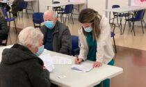 Nuovo portale per le vaccinazioni, a Chiuduno il sopralluogo di Poste Italiane