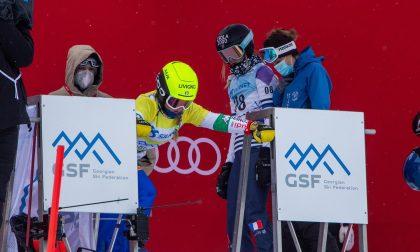 Coppa del Mondo, Michela Moioli termina quarta in Georgia e perde la vetta della classifica