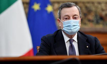 La Lega di Bergamo all'attacco del Pd: «Strumentalizza la visita di Draghi, è inquietante»