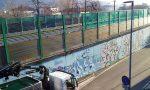 Sono ripresi i lavori di sostituzione delle barriere fonoassorbenti a Valtesse