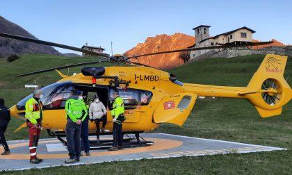 Caduta sul Monte Farno, morto un escursionista di 67 anni di Gandino