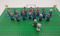 Lego e Atalanta, due passioni che si uniscono: le foto dell'incredibile collezione di Andrea