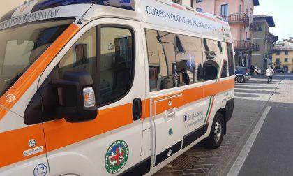 Volontari Presolana, in dono arriva l'ammiraglia: ambulanza speciale per malati infettivi