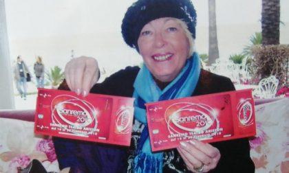 «Le mie undici volte all'Ariston»: Enrica, una pasionaria di Sanremo