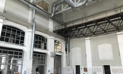 Daste e Spalenga, lavori al termine: energia nuova per l'ex centrale già quest'estate
