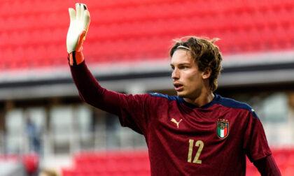 Carnesecchi brilla tra i pali dell'Under 21 azzurra. E se l'Atalanta puntasse su di lui?