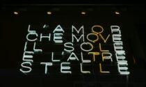 «L'amor che move il sole e l'altre stelle», il nuovo augurio di Edoardo De Cobelli a Bergamo