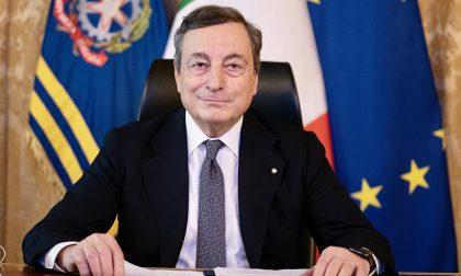 Mario Draghi in visita a Bergamo il 18 marzo, giornata dedicata alle vittime del Covid