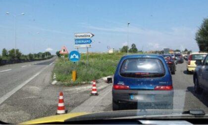 Barriere fonoassorbenti alla Grumellina, qualcosa si muove. «È un primo passo»
