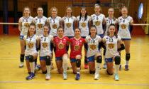 Il birrificio Hammer di Villa d'Adda sponsor del Celadina Volley Bergamo Under 17