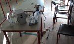Vandali bivaccano fra i banchi: a Casnigo raid notturno nella scuola Bonandrini-Bagardi