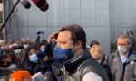 Salvini difende il modello Lombardia: «Da lunedì cinquantamila vaccinazioni al giorno»