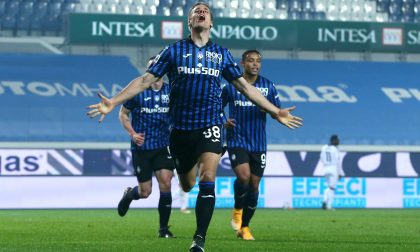 Prima svagata, poi travolgente: vittoria meritata dell'Atalanta per 3-1 sullo Spezia