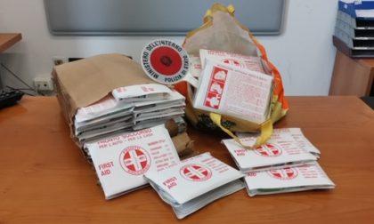 Vendevano kit falsi di pronto soccorso fuori dall'ospedale: maxi multa di oltre 85 mila euro