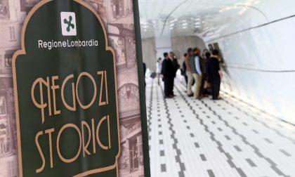 Regione Lombardia riconosce 117 nuove attività storiche, venti sono bergamasche