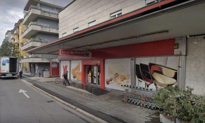 Da sabato (13 marzo) chiude il Despar in via Suardi. Resta aperto quello di via Furietti