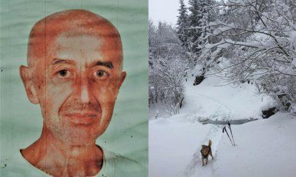 Umberto Savoldelli, la disgrazia sul Farno e la cagnolina Dea: amore oltre la morte