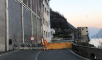Venerdì 26 marzo riapre (parzialmente) la strada che collega Tavernola a Parzanica