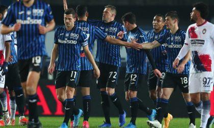 Con il Crotone fa tutto l'Atalanta: un errore, tanti gol (5-1) e ritrova un grande Ilicic