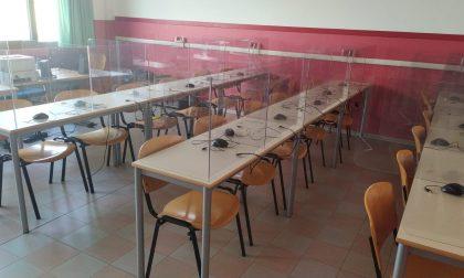Furto nella notte alle scuole medie di Villa di Serio: rubati computer e strumenti musicali