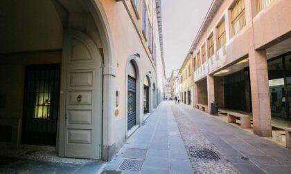 Via Sant'Orsola fatiscente, il gruppo Lega di Bergamo chiede interventi immediati