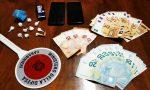 Spacciano cocaina: tre persone arrestate dai carabinieri tra Curno e Trescore