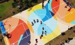 Street Art e basket, raccolta fondi per colorare i campetti bergamaschi. Nel ricordo di Emiliano Perani