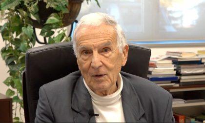 Silvio Garattini premiato dall'Accademia dei Lincei: «Contributo unico nella ricerca scientifica»
