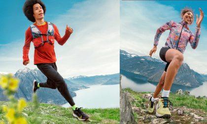 Corsa in montagna, Nike sceglie il Lago d'Iseo per la pubblicità