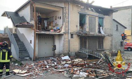 Esplode una casa a Torre de' Roveri: un ferito