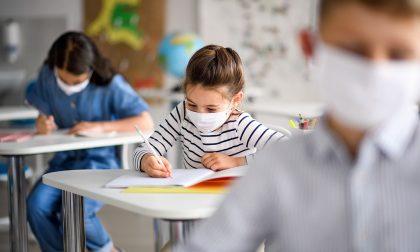 Contagi a scuola ancora in lieve aumento: dall'1 al 7 marzo sono 222 i nuovi positivi