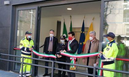 Le foto e le parole dell'inaugurazione della nuova sede della Protezione Civile di Bergamo