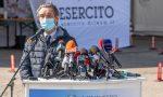 Vaccinazioni anti-Covid, Fontana: «Necessario accelerare, la gente non ce la fa più»
