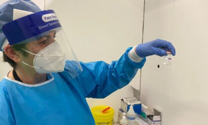 Al via le vaccinazioni di massa: in Fiera fino a 14 linee e oltre duemila vaccinazioni