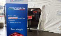 Partito il treno Covid Free Milano-Roma: ecco tutto quello che c'è da sapere