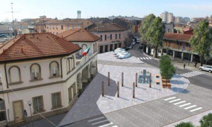 Riqualificazione di piazza Cameroni, il comune di Treviglio espone il progetto