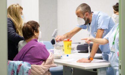 Vaccinazioni anti-Covid, oggi (26 aprile) nella Bergamasca previste oltre 13 mila dosi