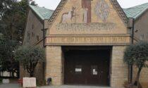 La chiesa di Ognissanti al Monumentale ha un nuovo sagrato: via l'asfalto, ecco la pietra
