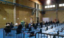 Campagna vaccinale di massa: da ieri (12 aprile) aperto anche il centro di Zogno