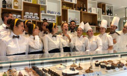 La pasticceria Krizia di Bergamo non sente la crisi e cerca personale di sala e di laboratorio