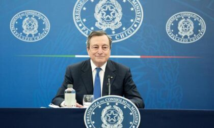 Dal 26 aprile l'Italia riapre: ok ai ristoranti (se all'aperto) e tutti a scuola. Le parole di Draghi