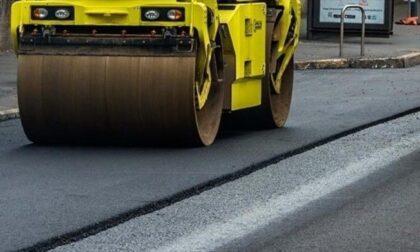 Dal 28 aprile un mese di asfaltature in città, l'elenco delle strade interessate dai cantieri