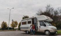 """Camperiste senza fissa dimora """"rifiutate"""" da Treviglio: se ne vanno ad Arcene"""